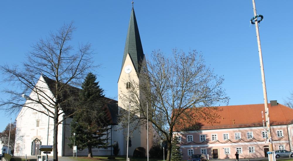 Pfarrei Pfakofen